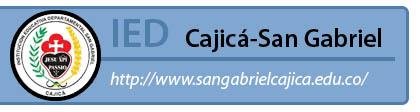 IED SAN GABRIEL - CAJICA